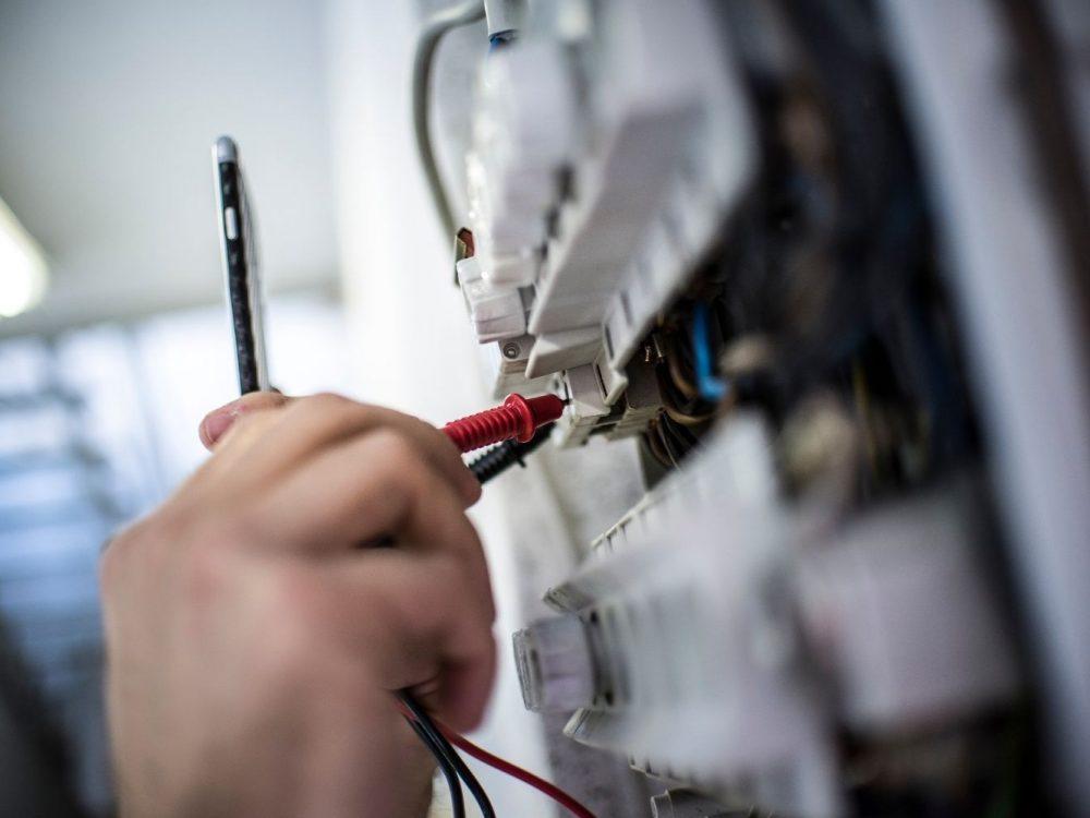 Industrial Electrical System Refurbishment