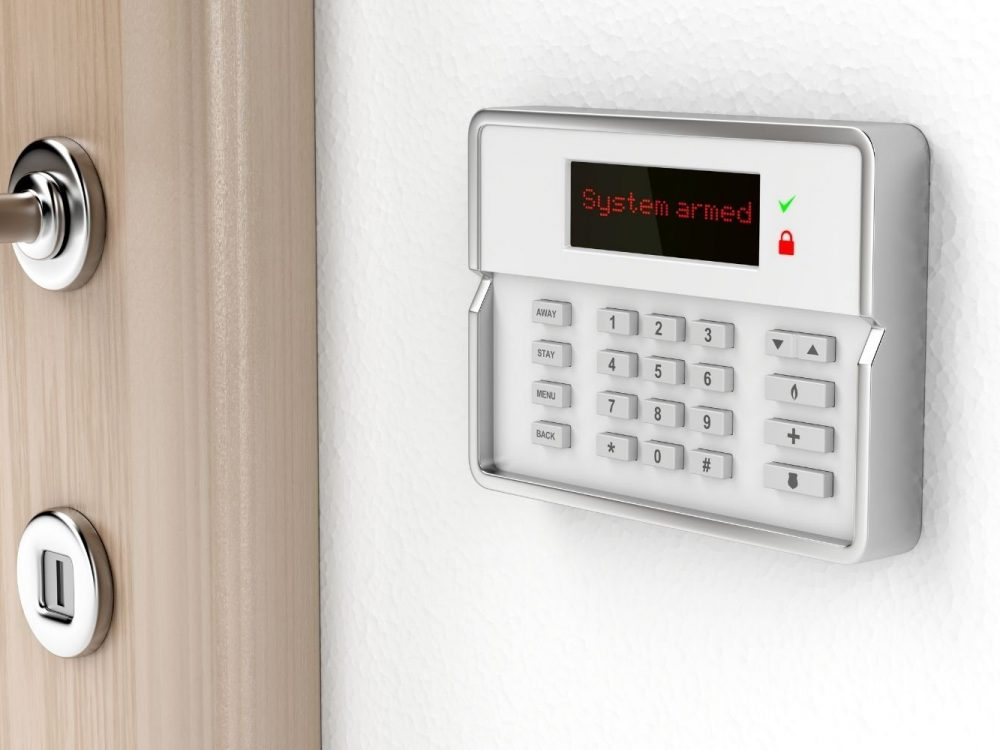 Intruder Alarm & CCTV Systems