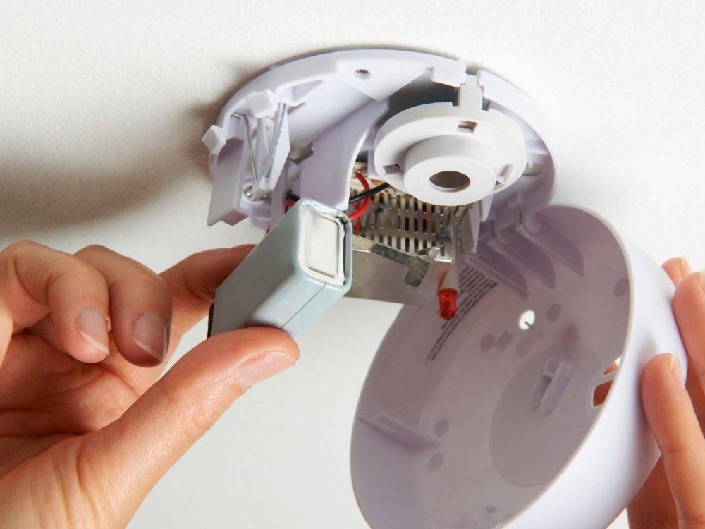 Fire, Smoke & Carbon Monoxide Alarms